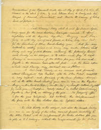 An American Contract to Sell Guns in South America during the Paraguayan War
