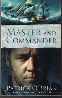 image of MASTER AND COMMANDER - (Film tie-in cover)