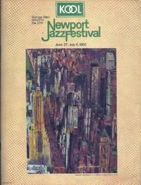27th Annual 1980 Newport Jazz Festival Program