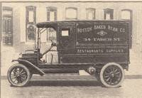 image of An Original 1917 Advertisement from the Detroit Truck Company for the  Tonford