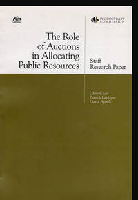 The Role of Auctions in Allocating Public Resources