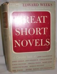 Great Short Novels; An Anthology