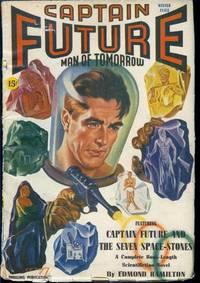 Captain Future 1941 Vol. 2 # 2 Winter