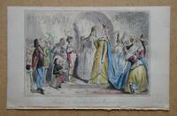 Marriage of Henry the Sixth and Margaret of Anjou. by (Engraving). John Leech - 1847 - from N. G. Lawrie Books. (SKU: 47314)