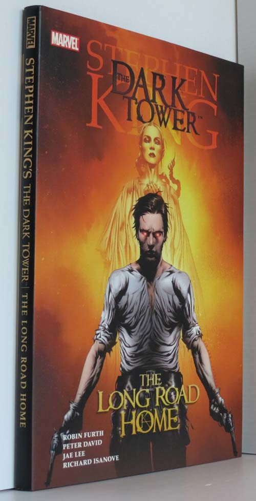 Dark Tower: The Long Road Home Premiere HC: 2 Peter David Excelle Robin Furth