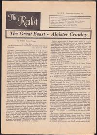 The Realist : The Great Beast -- Aleister Crowley : Complete, In Four Issues