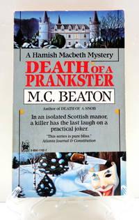 Death of a Prankster -- A Hamish Macbeth Mystery