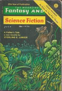 The Magazine of FANTASY AND SCIENCE FICTION (F&SF): July 1974