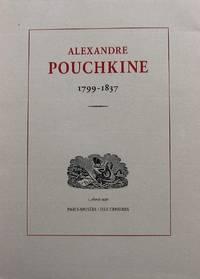 image of Alexandre Pouchkine: 1799-1837