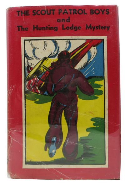 Cleveland: World Syndicate Publishing Co, 1933. VG/Abt VG (sp sunned/closed tear at frnt hinge of dj...