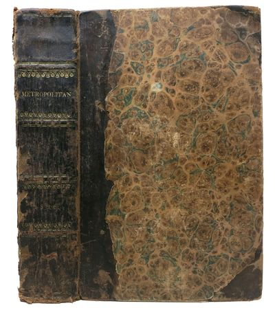 New York: Published by Theodore Foster, 1836. 1st US edition. Period brown half-sheep with marbled p...