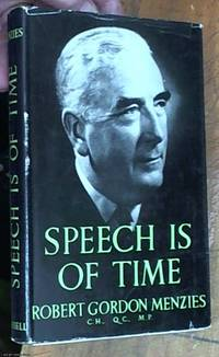 image of Speech Is of Time