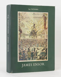James Ensor. Illustrated Catalogue of his Engravings, their Critical Description, and Inventory of the Plates by  Auguste  James] TAEVERNIER - First Edition - 1973 - from Michael Treloar Antiquarian Booksellers (SKU: 122966)
