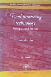 image of Food Processing Technology - Principles and Practice