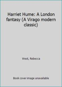 image of Harriet Hume: A London fantasy (A Virago modern classic)