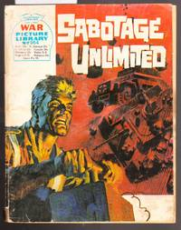 War Picture Library No. 964: Sabotage Unlimited