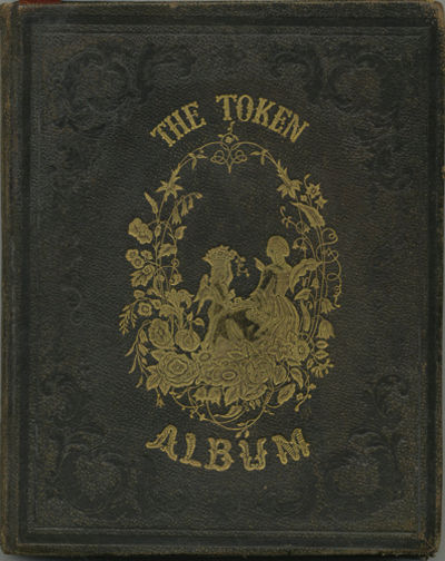 New York: John C. Riker, 1894. First edition. Pebbled brown morocco, illustrated in gilt, stamped in...