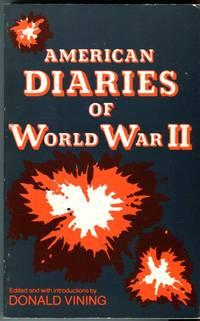 American Diaries of World War II