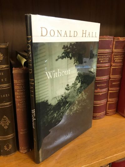 Boston, MA: Houghton Mifflin Company, 1998. First Edition, First Printing. Hardcover. Octavo, 81 pag...