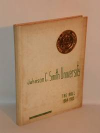The Bull 1964-1965 Johnson C. Smith University yearbook (Evans family)