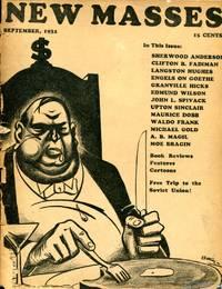 New Masses, Volume 8, Number 3, September, 1932