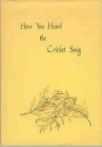 Have You Heard the Cricket Song