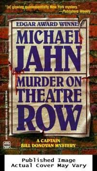 image of Murder On Theatre Row (Bill Donovan Mysteries)