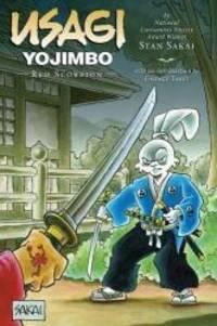 image of Usagi Yojimbo Volume 28: Red Scorpion