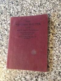 The Scottish Psalter 1929, and Scripture Paraphrases with melodies and chants Sol-fa. Selections...