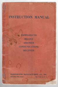HQ-129-X Communications Receiver Technical Description Operating  Instructions by Not Stated - Paperback - from Riverwash Books and Biblio.com