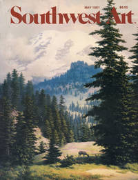 image of SOUTHWEST ART : 10TH ANNIVERSARY ISSUE : Volume 10, No 12, May 1981