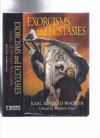 FEDOGAN & BREMER # 29 of 100 Copies in Slipcase: Exorcisms and Ecstasies -by Karl Edward Wagner ---signed by all (tipped-in KEW Signature )( Includes the Poem Midnight Sun; Kane Stories Including Death Angel's Shadow; killer; etc)