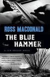 image of The Blue Hammer (Vintage Crime/Black Lizard)