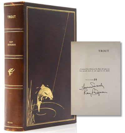 Philadelphia: Penn Publishing Company, 1938. No. 29 of 149 copies; signed