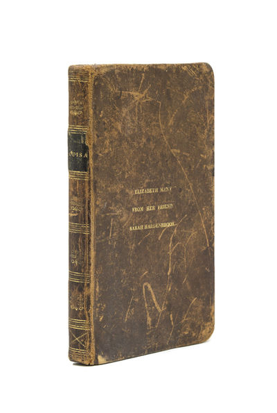 New York: Printed and sold by John Tiebout, no. 358 Pearl-Street, 1800. First New-York Edition. Fron...