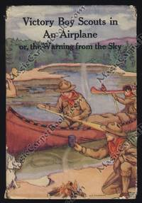 image of Boy Scouts in an Airship, or The Warning from the Sky