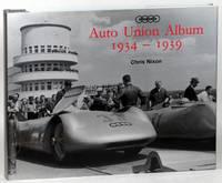 Auto Union Album 1934-1939