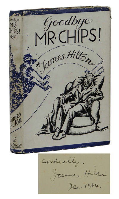London: Hodder & Stoughton, 1934. First Edition. Very Good. First British edition, first printing. S...