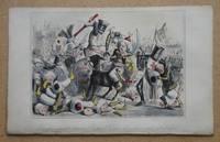 image of Terrific combat between Richard Coeur de Lion and Saladin.