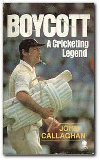 Boycott, A Cricketing Legend