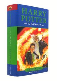 Harry Potter and the Half-Blood Prince by  J.K. (born 1965) ROWLING - Signed - from Adrian Harrington Rare Books and Biblio.com