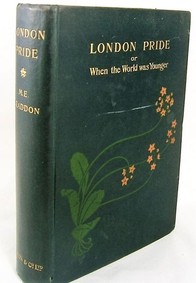 London: Simpkin Marshall Hamilton Kent, 1896. Braddon, M lizabeth. LONDON PRIDE; or when the world w...
