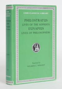 image of Philostratus: Lives of the Sophists, and Eunapius: Lives of The Philosophers