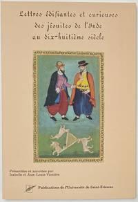 image of Lettres édifiantes et curieuses des jésuites de l'Inde au dix-huitième siècle