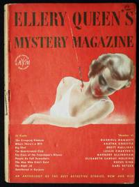 People Do Fall Downstairs [in Ellery Queen's Mystery Magazine vol. 10, no. 45 August 1947]
