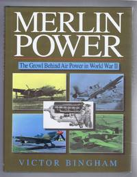 image of Merlin Power, The Growl Behind Air Power in World War II