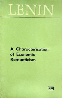 A Characterisation of Economic Romanticism : (Sismondi and our Native Sismondists)