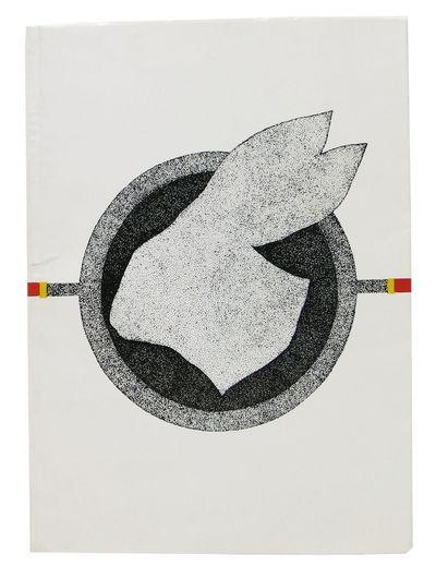 San Lorenzo: Shameless Hussy Press, 1975. 1st edition. Wrappers. Nr Fine.. Unpaginated. 16mo.