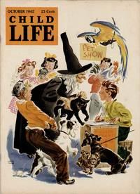 Child Life.  Ocotober 1942.