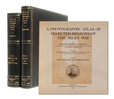 Chicago: Carnegie Institution of Washington, 1927. First edition. Near Fine. Modern full black moroc...